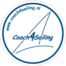 coach4sailing sticker